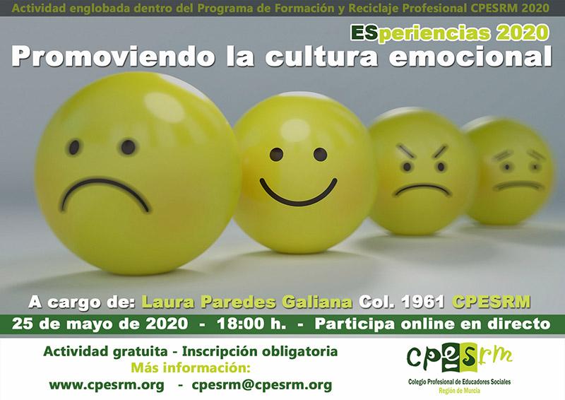 ESperiencia Promoviendo la cultura emocional